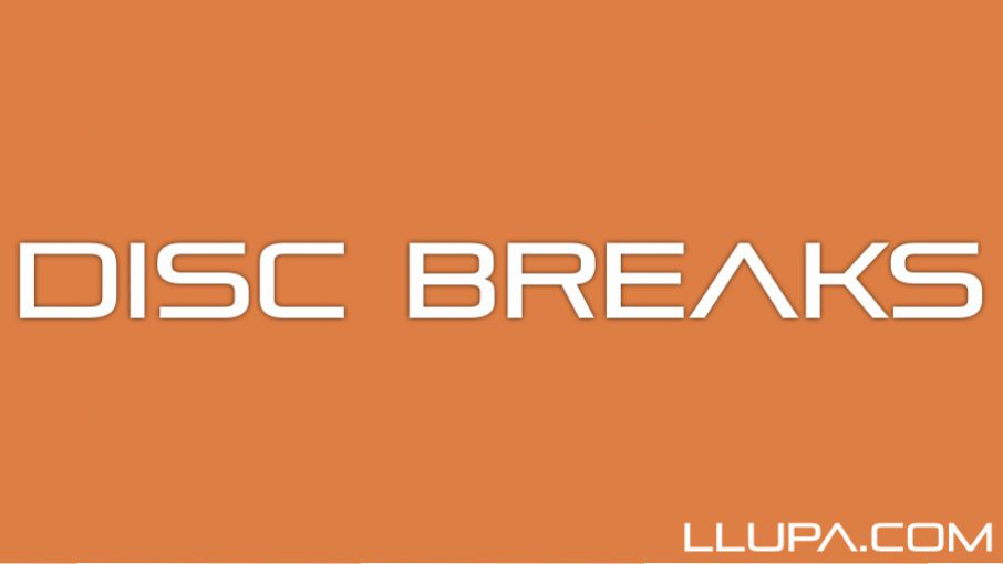 Disc Breaks Lovers Edition with Llupa – 234 – 14th February 2013
