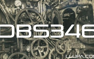 DBS346: Disc Breaks with Llupa – 20th August 2015
