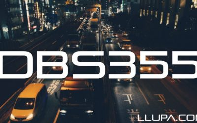 DBS355: Disc Breaks with Llupa – 3rd December 2015
