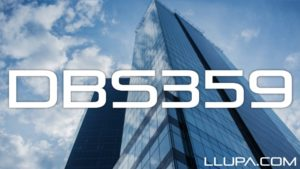 DBS359: DBS with Llupa – 21st January 2016